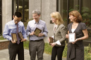 Cheng, George, Maroney, Sharfstein Award Winners