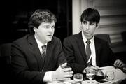 Scott Friedman and Alex McVeagh