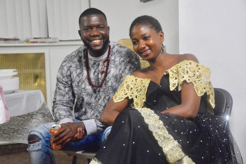 photo of Sainey Darboe and Fatoumatta Touray