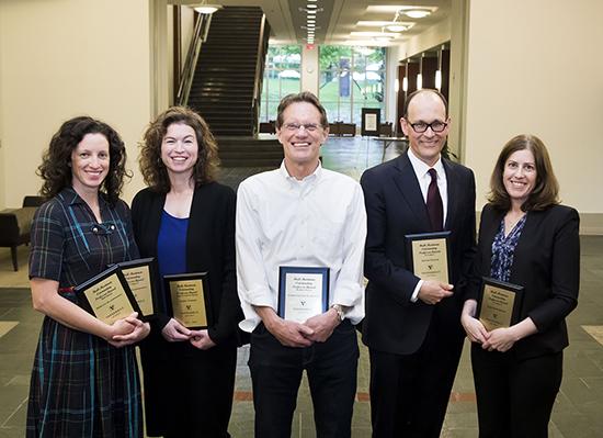 2019 Hall Hartman Award Winners