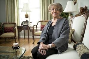 Janie Greenwood Harris (LLB'64)