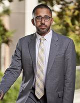 Photo of Professor Gautam Hans