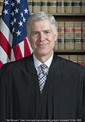 Associate Justice Neil M. Gorsuch; photograph by Franz Jantzen, 2017.