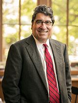Chancellor Emeritus Nicholas S. Zeppos
