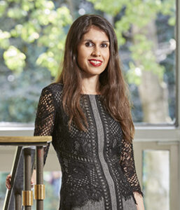 Yesha Yadav is the inaugural holder of the Directorship of the Diversity, Equity and Community Office at Vanderbilt Law School.