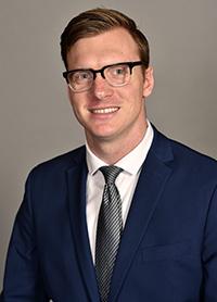 law student Ryan Everett '21