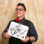 Robles, a transgender Latinx student at VDS being themselves!