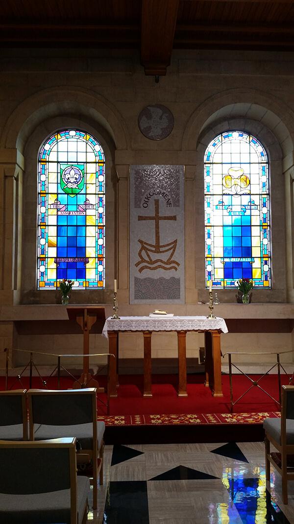The Chapel of Unity