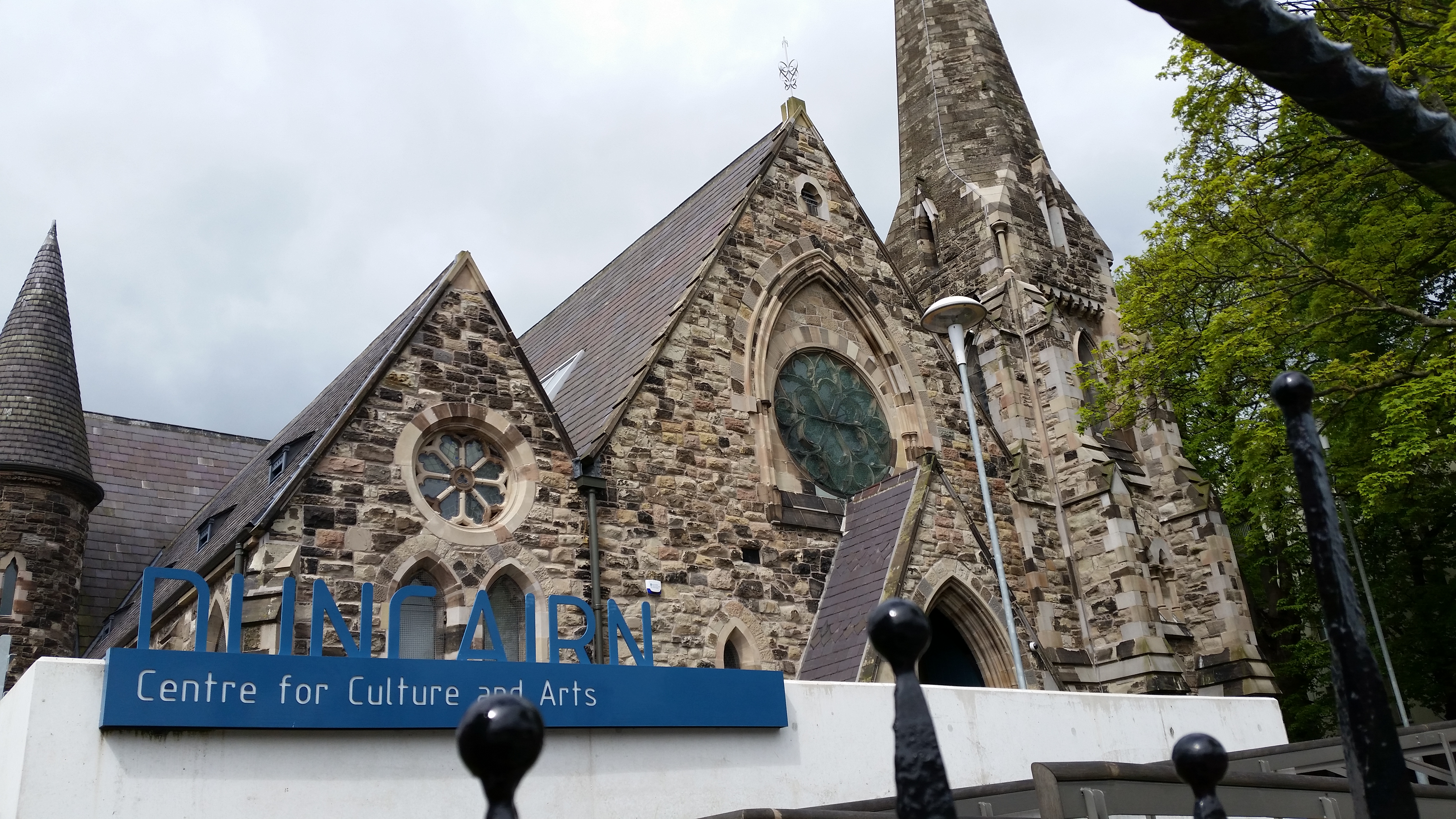 Duncairn Centre for Culture and Arts, 174 Trust