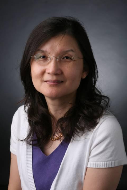 Headshot of Charlotte Lew. (Jenny Mandeville/Vanderbilt University)