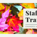 Staff Transitions