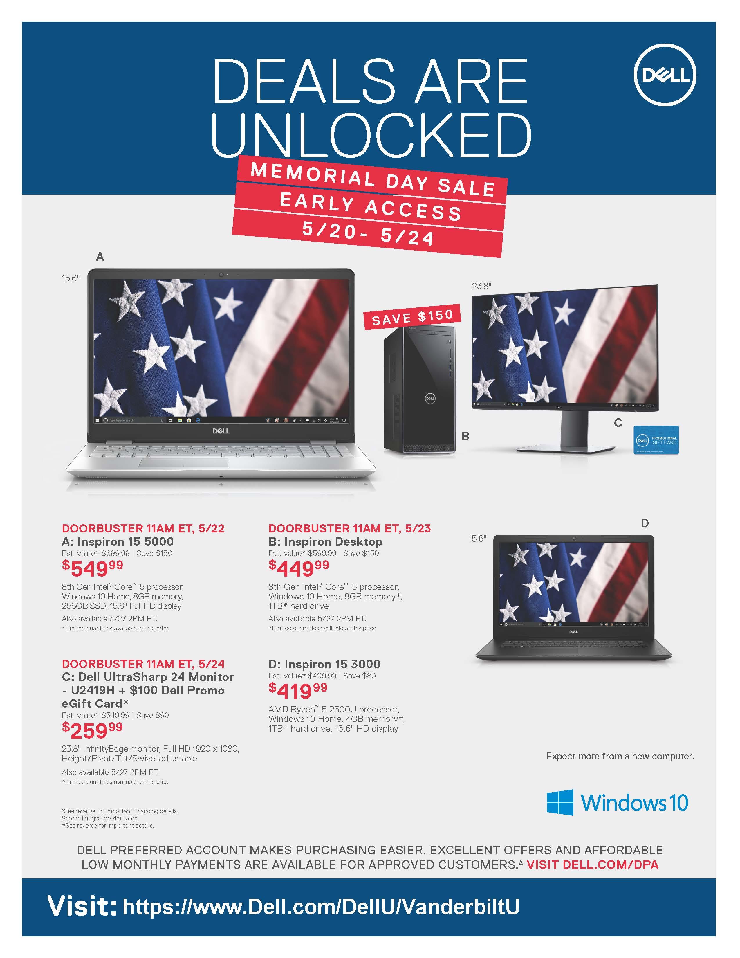PCs Weekend Sale