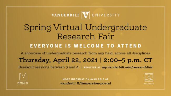 FINAL_IMM Vanderbilt Virtual Undergraduate Research Fair Spring 2021_event_TV