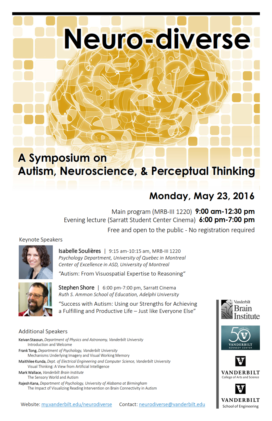 neurodiverse symposium