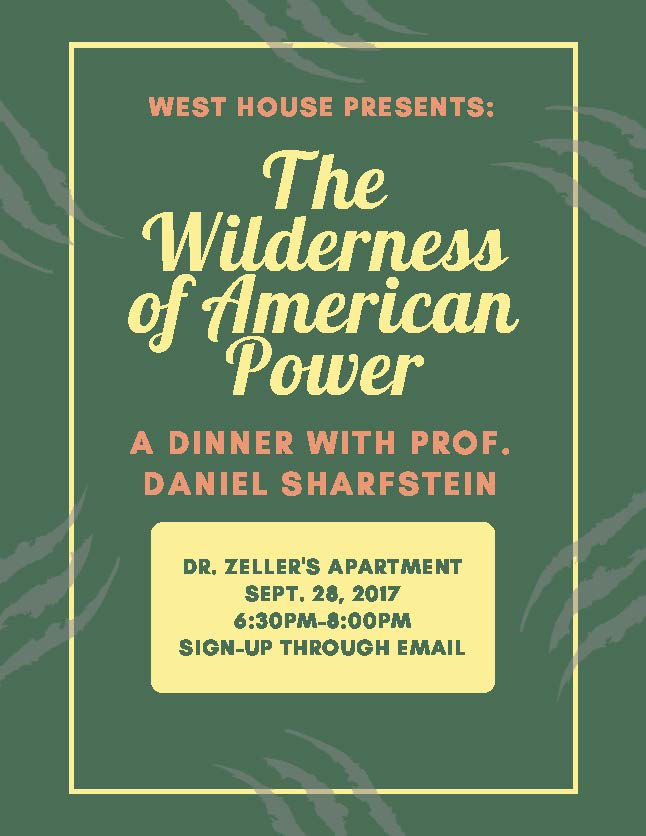 The Wilderness of American Power