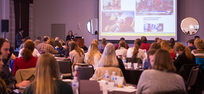 The Autism, Innovation, and the Workforce Fall Conference on Nov. 29, 2018 in Nashville