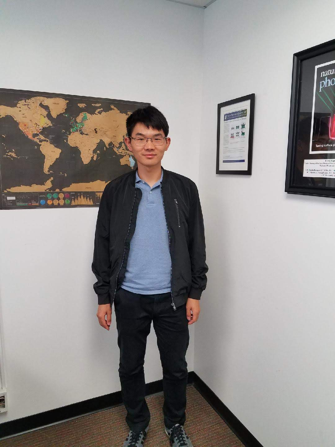 Mr. Mingze He joined the Caldwell Lab from the fall semester of 2018 as a graduate student in Mechanical Engineering at Vanderbilt. He comes to us from Huazhong University of Science and Technology, China, where he majored in Electrical Engineering.