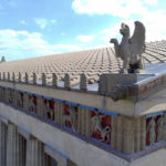 Parthenon-roof