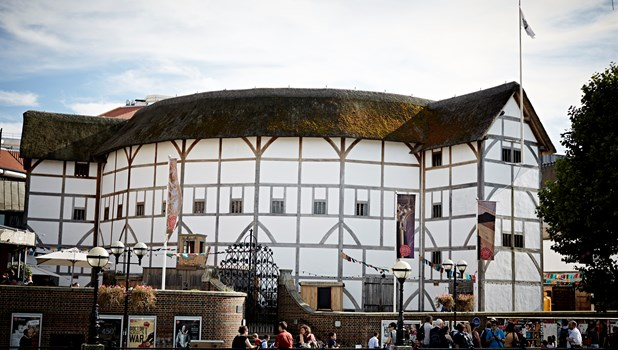 An architectural recreation of the original Globe Theatre in Southwark, Shakespeare's Globe offers a variety of performances staged on its traditional Elizabethan-style stage.