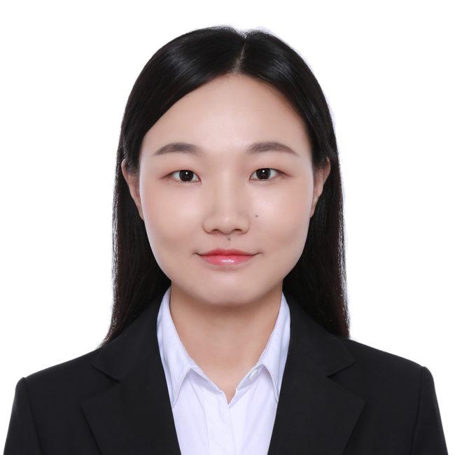 Yanfang Zhang, Visiting Student Scholar, UCAS (2016)