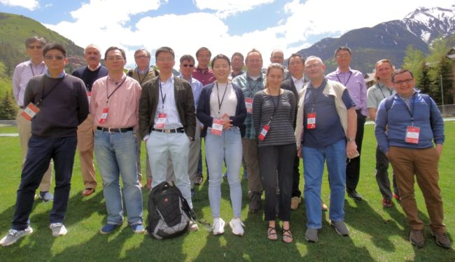 Frontiers in Theory and Simulations of Two-dimensional Materials Workshop, Telluride, CO, June 16-20, 2019.
