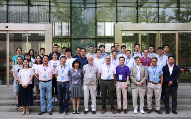 Workshop on Surfaces and Interfaces of Quantum Materials, Institute of Physics, Beijing, China, June 2-4, 2019.