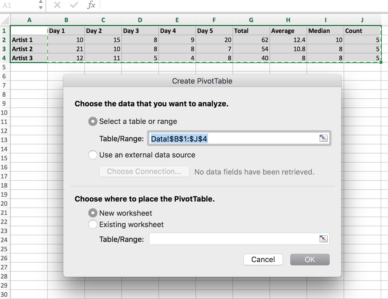 Excel Like a Champ pt  5: How to Use the Powerful Pivot Table | How
