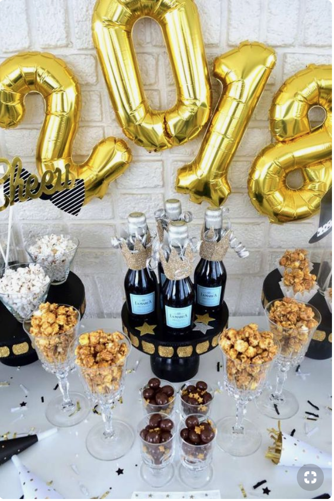 Pinterest Pin New Years Eve