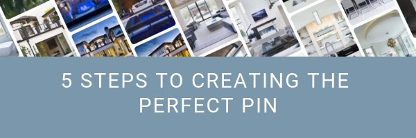 5 steps to creating the perfect pin