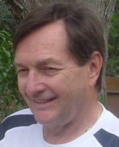 Stevenson Professor Larry Schumaker