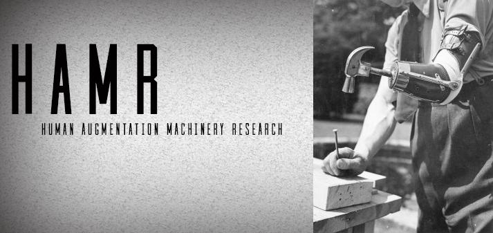 Human Augmentation Machinery Research