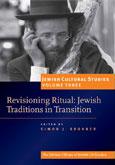 Jewish Cultural Studies 3 Cover Image