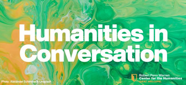 Humanities in Conversation Banner