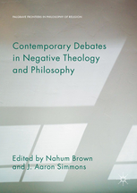 contemporary debates in negative theology