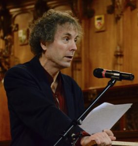 Glasgow lecture picture - Prof-William-Franke