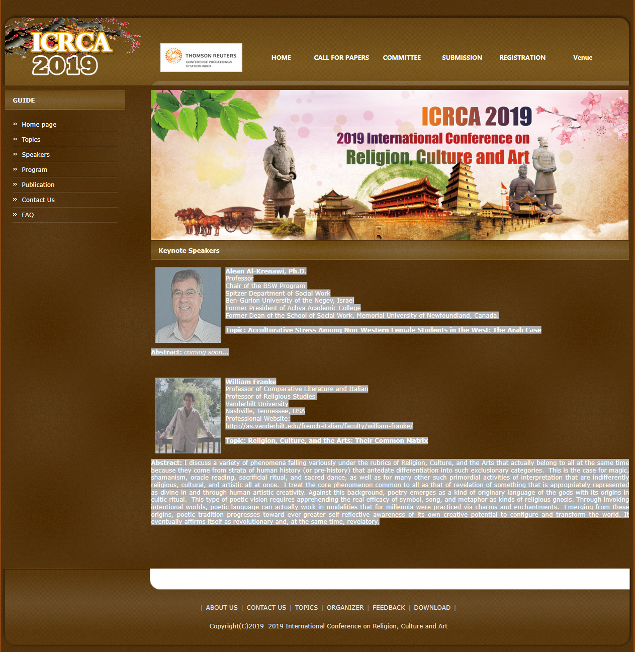 Screenshot_2019-08-04 -2019 International Conference on Religion, Culture and Art