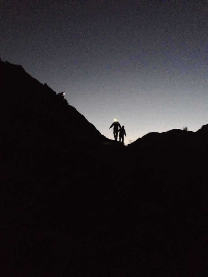 A Night Climb