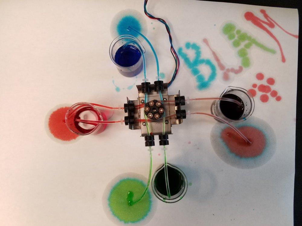 DIY Peristaltic pump using Arduino – controlled stepper motors