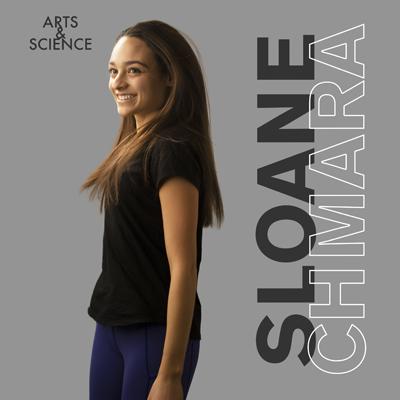 Sloane Chmara, BA'19