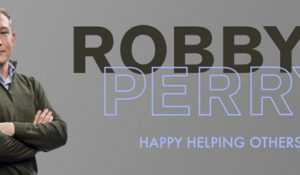 Happy Helping Others: Robby Perry, BE'19