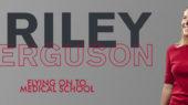 Flying on to Medical School: Riley Ferguson, BA'19