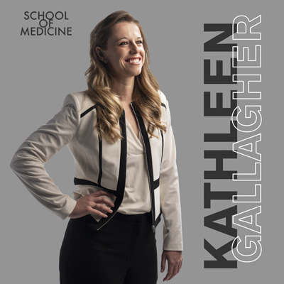 Kathleen Gallagher: Combat Veteran and Future Trauma Surgeon