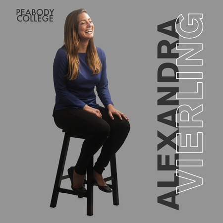 Alexandra Vierling, Peabody College, BS'19