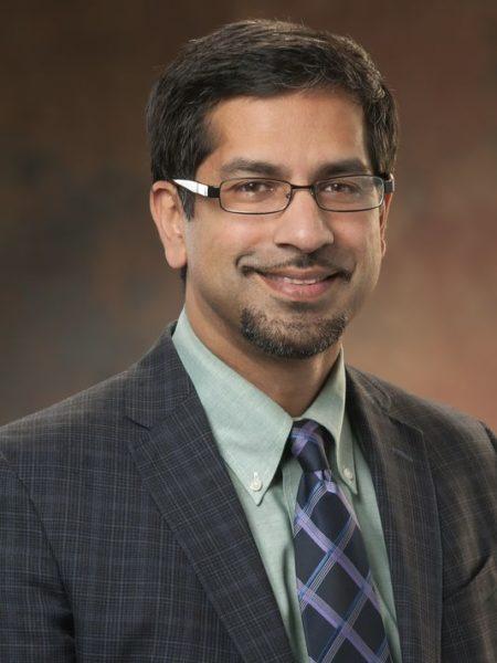 Islamic Center of Nashville President Rashed Fakhruddin