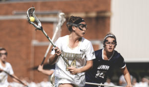 Emily Mathewson: Lacrosse attacker and community volunteer
