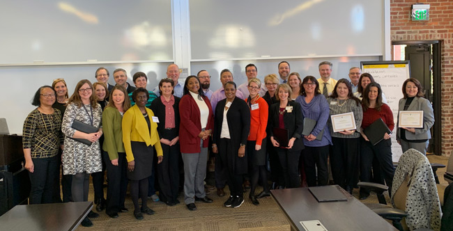 In its inaugural LEAD (Leader and Executive Administrator Development) program, VUMC sent 30 division administrators to the Owen Graduate School of Management for leadership development.