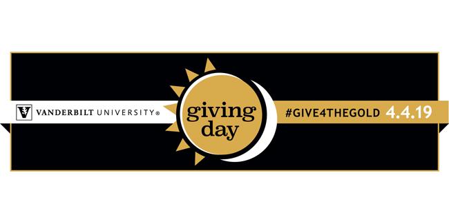 Vanderbilt Giving Day is set for April 4.