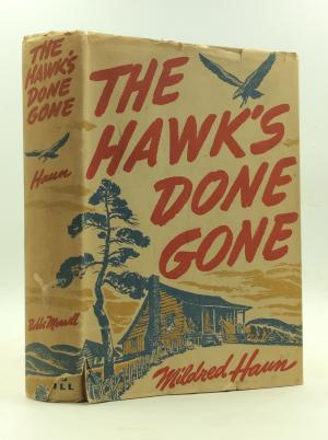 book jacket of 'The Hawk's Done Gone' by Mildred Haun