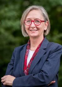 Valerie Hotchkiss is Vanderbilt's university librarian