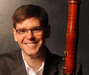 Peter Kolkay is an associate professor of bassoon at the Blair School of Music